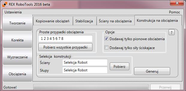 REX Robotools 2016